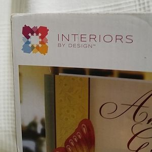 Interiors by Design Accents - Stairstep Candle  Holder New Never Used